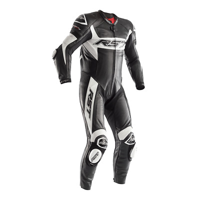 RST Tractech Evo R race track leather 1 pc suit - UK46