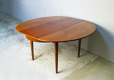 1960's mid century dining table by Greaves & Thomas