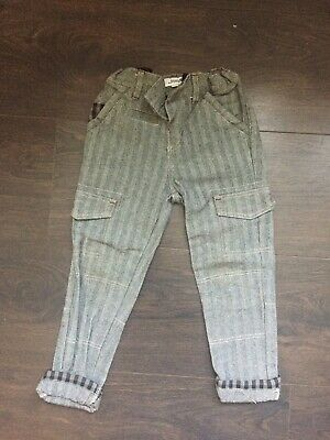 Boys Smart/Wedding/Party Trousers Age 2-3