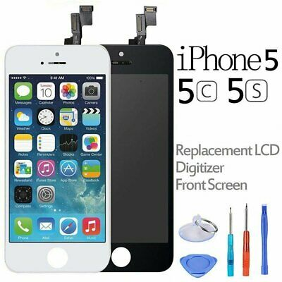 Replacement For iPhone 5/ 5C/ 5S LCD Touch Screen + Digitizer Display Assembly