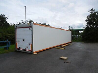 Insulated Storage Containers, modular buildings