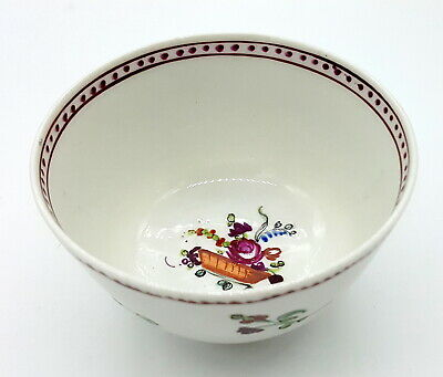 Antique Chinese Export porcelain rice bowl.