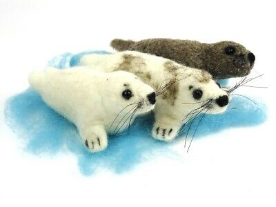Seal Needle Felt Kit by The Makerss