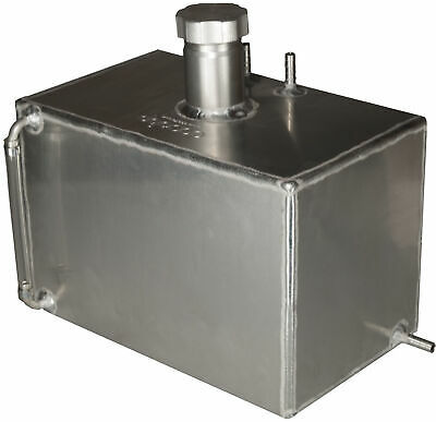 OBP 2 Gallon Square Aluminium Baffled Fuel Tank