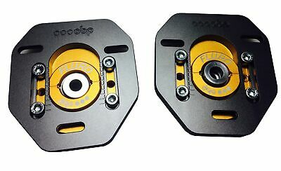 OBP BMW E36 Front - 2 Piece (Camber Adjustable)