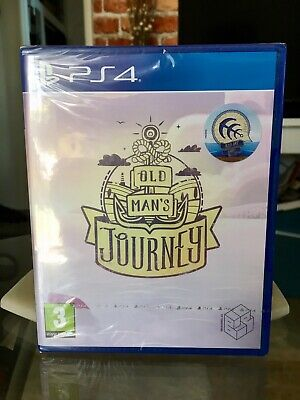 Old Man's Journey PS4 PlayStation 4 Brand New Region Free