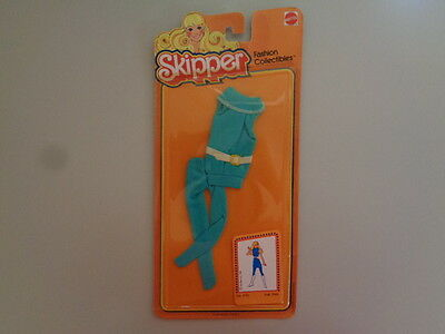 Skipper Doll Fashion Collectables #3781 Mod Outfit 1981 Barbie Sister Vintage