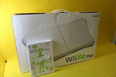 Nintendo Wii Fit Board with CD ##OUN J3 MW