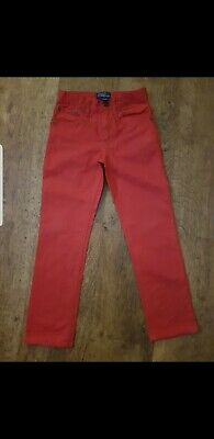 Boys Red Ralph Lauren Thick Cotton Jeans Fab Condition Age 6