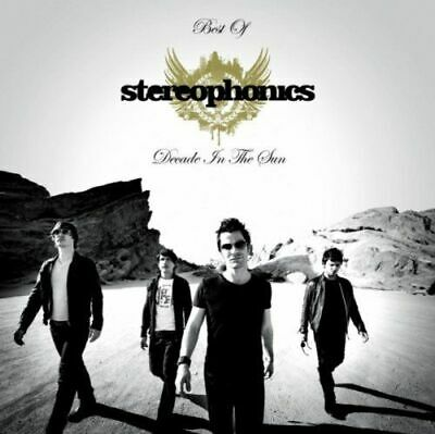 Stereophonics / Decade In The Sun (Best of / Greatest Hits) *NEW* CD