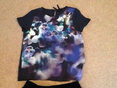 BNWT Girls Next short outfit outfit age 6 years
