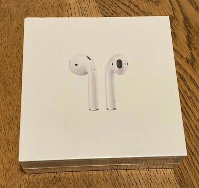 Apple 2nd Generation Airpods with Wireless Charging Case BRAND NEW Sealed Box