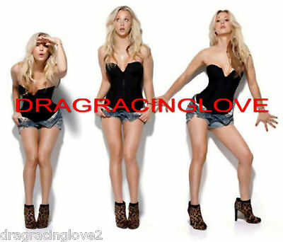 "Gorgeous ""Big Bang"" Actress ""Kaley Cuoco"" X3 SEXY ""Pin Up"" PHOTO! #(25a)"