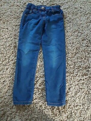 Girls Matalan Skinny Blue Jeans/Jeggins....age 8 years
