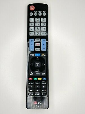 Genuine For LG TV Remote Control AKB73756504 For 3D HDTV LED LCD TV AU SHIPPING