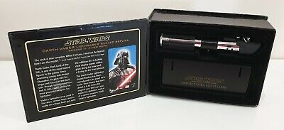 Star Wars Master Replica .45 Scale Darth Vader Episode IV A New Hope Lightsaber