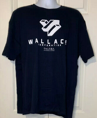Wallace Corporation T-Shirt Inspired by The 2017 Movie Blade Runner 2049 Double