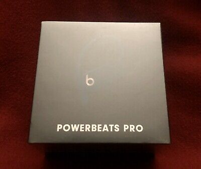 Beats by Dr. Dre Powerbeats Pro Totally Wireless Earphones Navy MV702LL/A SEALED