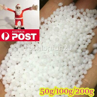 Polymorph Mouldable Plastic Pellets Thermoplastic Plastimake PCL NonToxic AU