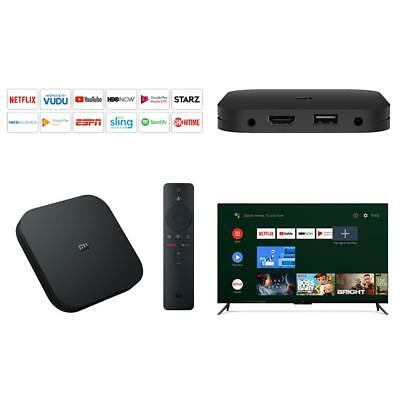 Xiaomi Mi 2G+8GB Box S Global Version Android 8.1 4K TV Box 5G WIFI Voice Search