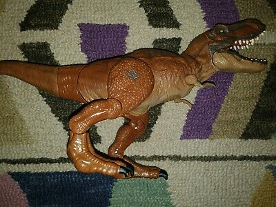 Jurassic World STOMP AND STRIKE T-Rex Dinosaur electronic Toy