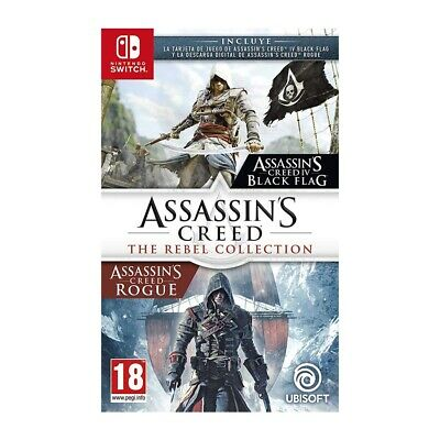 Assassin's Creed: the Rebel Collection Switch (Sp)