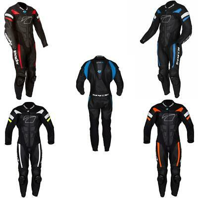 Spada Curve Evo One Piece Leather Racing Motorcycle Suit Track Performance