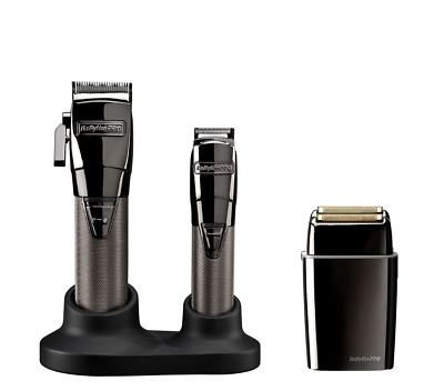 Babyliss Pro Cordless Super Motor Collection and Foil Shaver