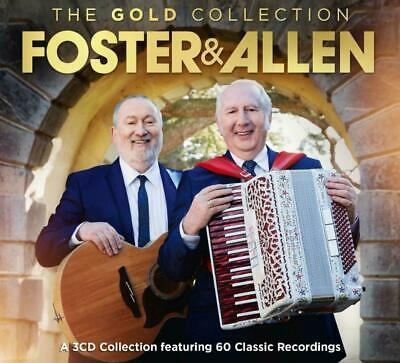 Foster & Allen - Gold Collection - The Best Of / Greatest Hits 3CD NEW/SEALED