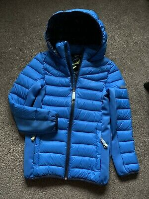 Baker By Ted Baker Boys Padded Jacket Age 11 Bnwt