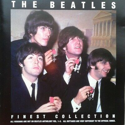 THE BEATLES - Finest Collection  (Rare 2000 2-CD Rarities Import)