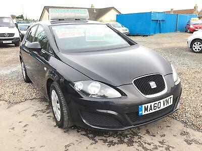2010 SEAT Leon 1.6 TDI CR S 5dr HATCHBACK Diesel Manual