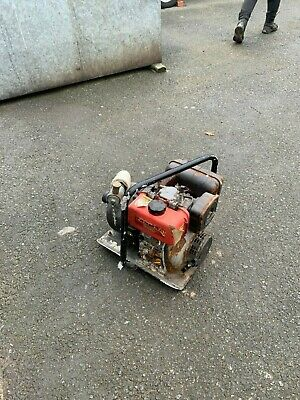 Yanmar Diesel Water pump 3.5kw Trash Sludge Centrifugal Manual start L48AE-D3YC