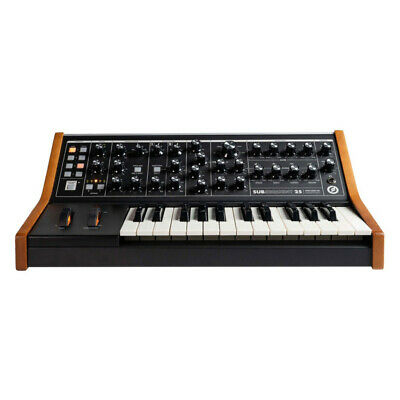 Moog Subsequent 25 Paraphonic Analog Synthesizer