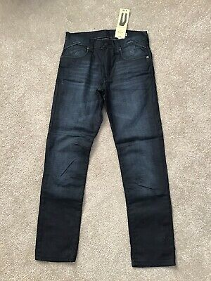 Boys Black Denim Jeans Slim Leg - H&M - Age 13-14yrs  164cm EUR BNWT