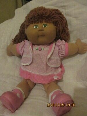 "Cabbage Patch Kids  Play Along Doll  2004  (approx size 18"" / 46 cm)"