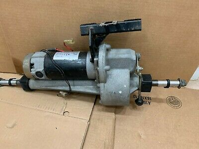 Pride Mobility Scooter Victory V3 Motor Gear Box DM-5202-MLC-024 Used Works Good