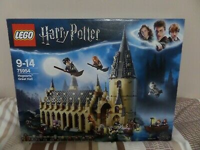 Lego Harry Potter Hogwarts Great Hall (75954) brand new