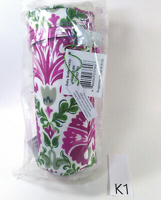 Vera Bradley Baby Bottle Caddy JULEP TULIP Case Holder NWT Exact Item K1