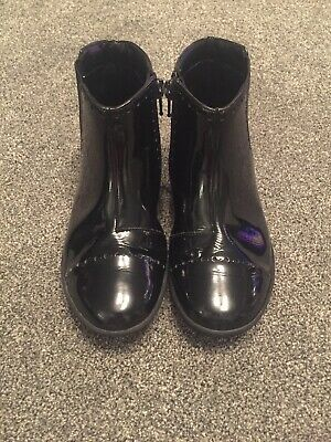 Clarks Girls Shoes Size 1.5G