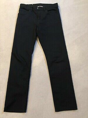 Boys H&M Black  Denim Jeans Size 13-14 Years