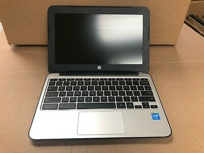 "HP Chromebook 11 G3 N2840 4GB 16GB 11.6"" Chrome OS C-Grade Refurbished"