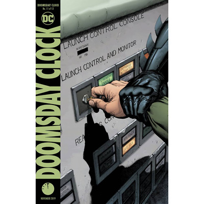 Doomsday Clock 11 (Of 12)  B/BOARDED
