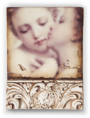 Sid Dickens Tile - The Kiss T178