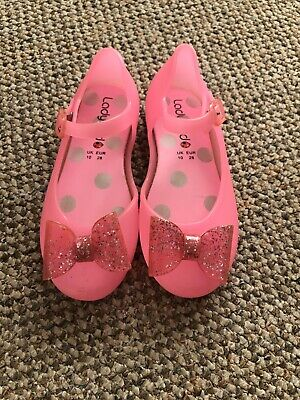 Ladybird Girls Pink Shoes Size 10
