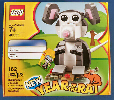 LEGO 40355 Year of the Rat Chinese Zodiac Lunar New Year in stock factory sealed