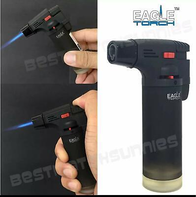 Eagle Jet Torch Gun Lighter Adjustable Flame Windproof Butane Refillable