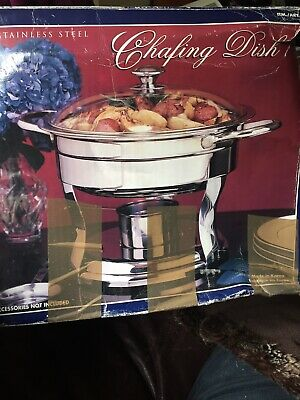 18/10 Stainless Steel Chafing Dish Costco