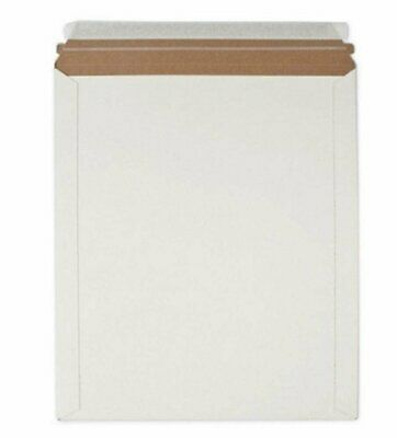 25 Pack Rigid envelopes 7 x 9 Paperboard mailers 7x9 Stay Flat envelopes.