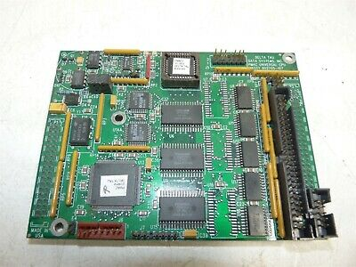Delta Tau Data System 602705-107 PMAC Universal CPU Module Untested AS-IS
